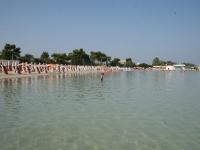 Lido oasi sant'isidoro, la spiaggia
